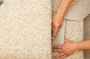 Laying Stair Carpet Sunbury-on-Thames