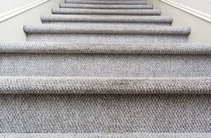 Laying Stair Carpet Holmfirth